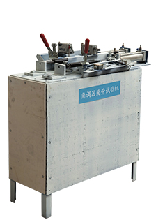 Angle adjuster fatigue testing machine